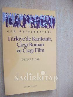 Türkiye'de Karikatür, Çizgi Roman ve Çizgi Film