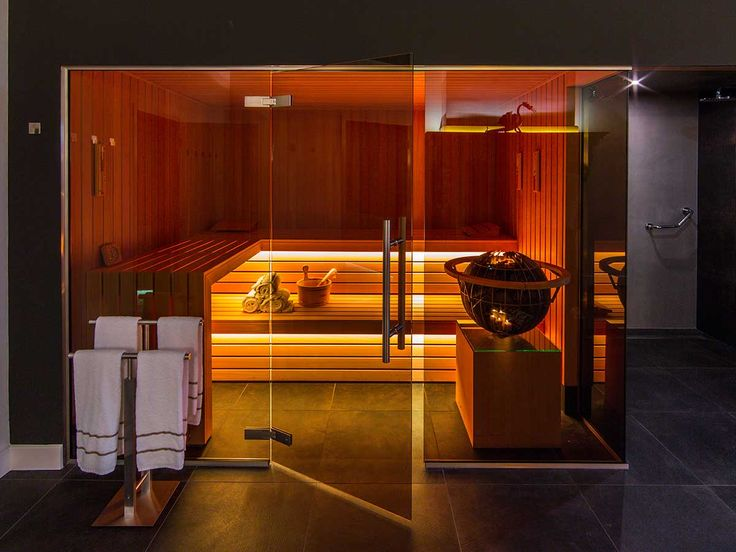 Infrared sauna by VSB Wellness