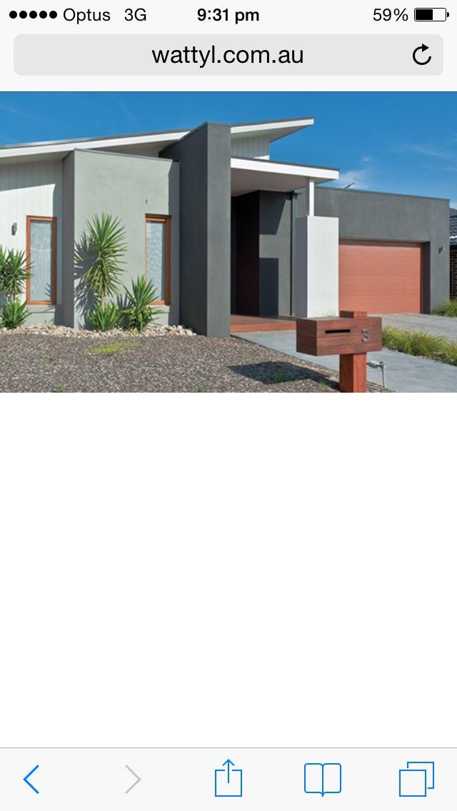 1000 Images About Exterior House Colour Ideas On Pinterest