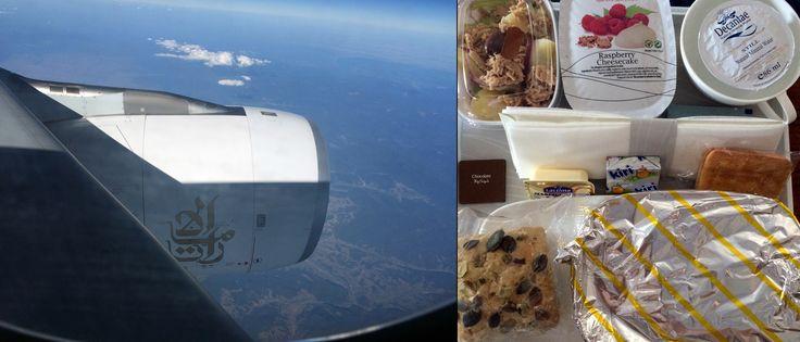 Emirates plane #dzendrus #emirates #travel #traveling #travelblog #travelblogger #sky #skyistelimit #planefood #food #plane #airplane #dubai #podróże