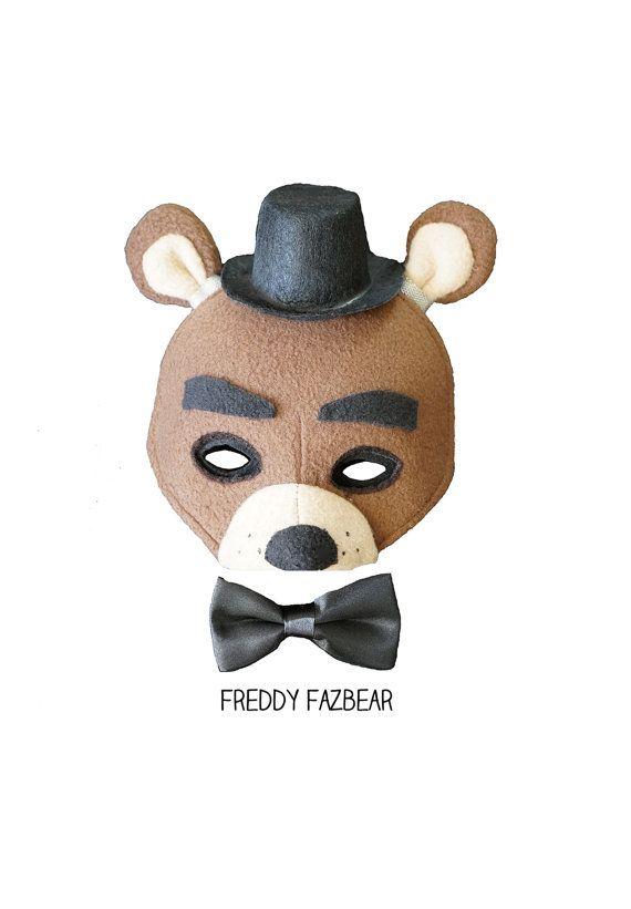 Fnaf Freddy Fazbear Mask Freddy Fazbear Fnaf Freddy Fnaf