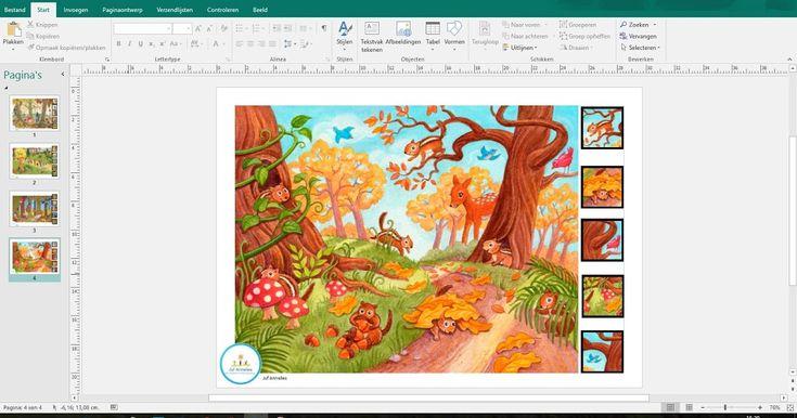 een blog door een creatieve kleuterjuf waar heel wat thema's voor in de kleuterklas zijn uitgewerkt.