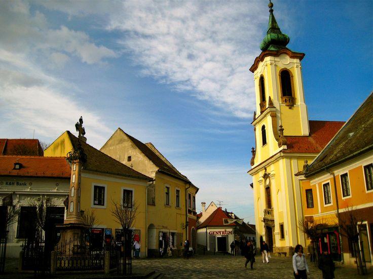 Szentendre, Hungary (2005)