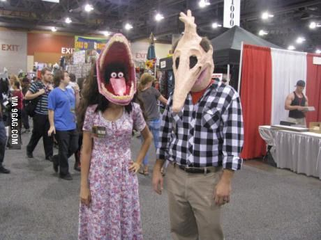 Best. Cosplay. Ever!