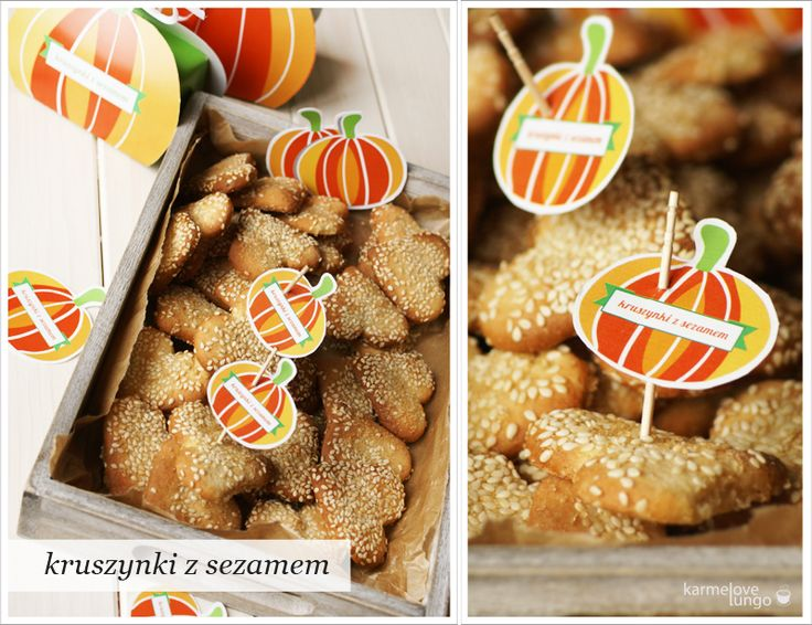 cookie with sesame