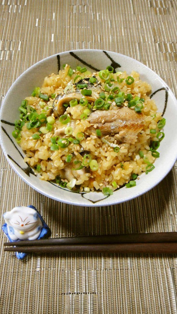 今年の秋は塩焼きだけじゃない!さんまの炊き込みご飯を作ろう ... 基本となるさんまの炊き込みご飯