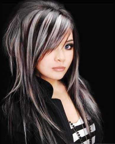 When my gray comes back guess this can be my color!!!!