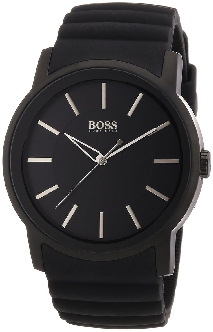 Great Hugo Boss Watches Rubber Strap