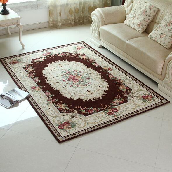 High Range European Style Office Carpet Living Room Wedding Mat Porch  Balcony Rugs Frieze Carpeting Carpet
