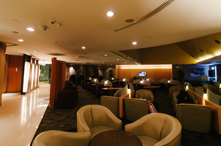 Lounge Review: SATS Premier Lounge (Terminal 2) — The Shutterwhale