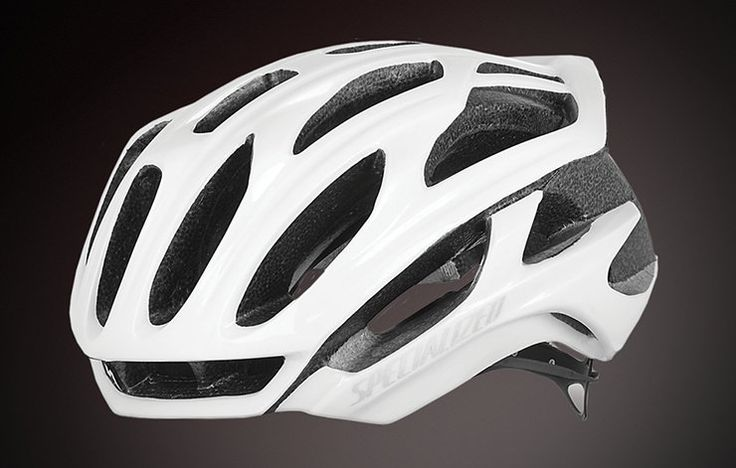 Specialized S-Works Prevail II  http://www.bicycling.com/bikes-gear/recommended/ten-road-bike-helmets-we-know-youll-love/slide/10