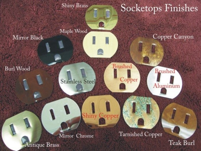 Im Going To Buy These With New Outlet Covers For The Outlets In My