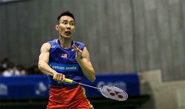 Lee Chong Wei badminton