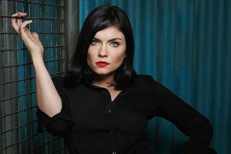 Gretchen Morgan (Jodi Lyn O'Keefe) Prison Break. Fav character! Also one of my favorite tv shows