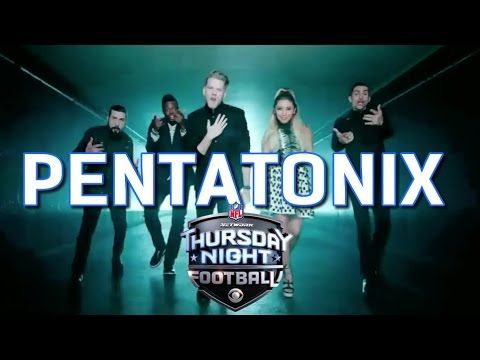 Pentatonix - Thursday Night Football Theme Song | NFL TNF [HD] - YouTube
