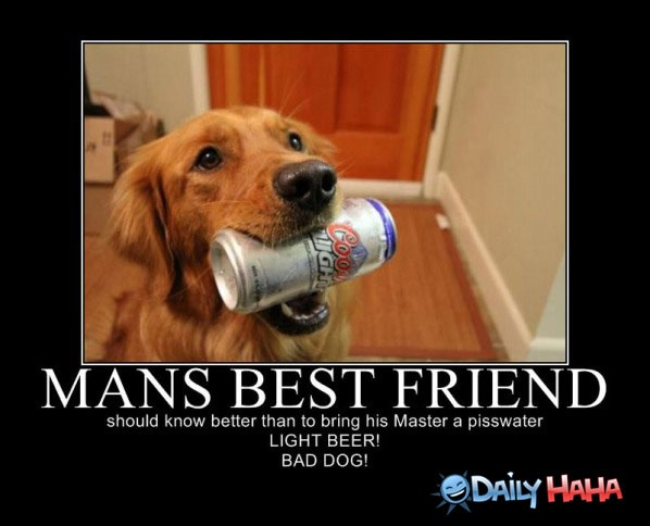 the best friend of man