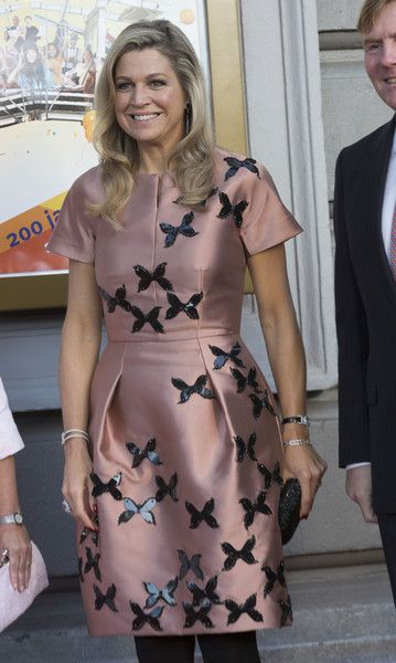 Queen Maxima Photos - Dutch Royal Family Attends Final Celebrations 200 Years Kingdom of the Netherlands - Zimbio
