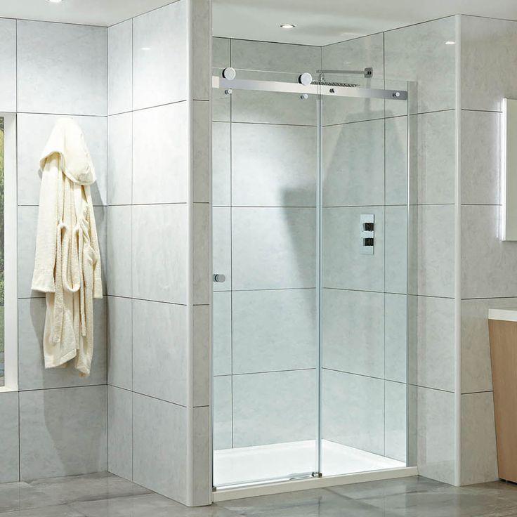 Recess Shower Installation
