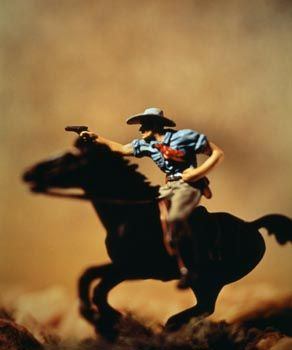 David Levinthal - photographs & stages toys
