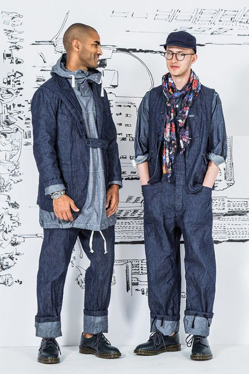Engineered Garments Looks Ahead With the Unveiling of Its 2017 Spring Collection