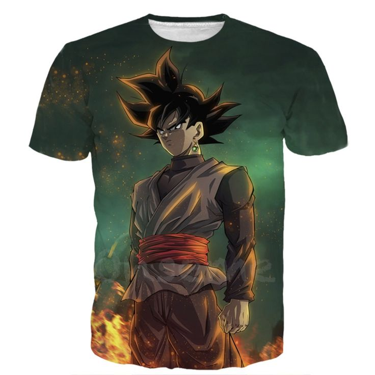 Like and Share if you want this  Black Goku T-Shirt   Tag a friend who would love this!   FREE Shipping Worldwide   Buy one here---> https://www.shenronstore.com/newest-classic-anime-dragon-ball-z-super-saiyan-3d-t-shirt-fire-black-goku-t-shirts-galaxy-t-shirt-tees-hip-hop-tees-tops/