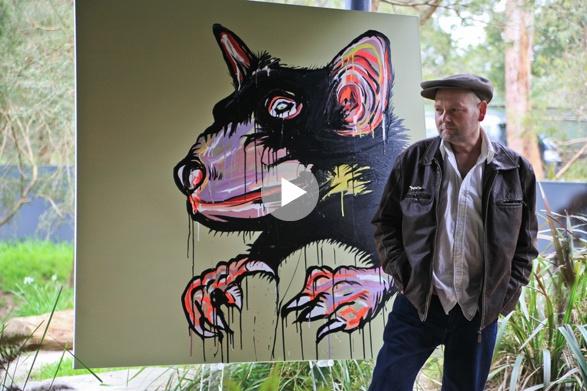 The Artwork at The Cullen, Prahran  ADAM CULLEN 1965-2012
