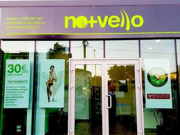Salonul de epilare definitiva Nomasvello Oradea: http://bit.ly/2bBc8qQ