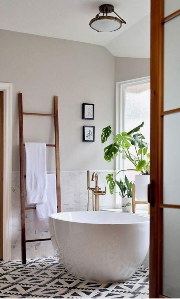 53 Small Trend And Cute Bathroom Decorating Ideas 2020 Part 50 Modern Style Bathroom Bathroom Tile Designs Bathroom Decor