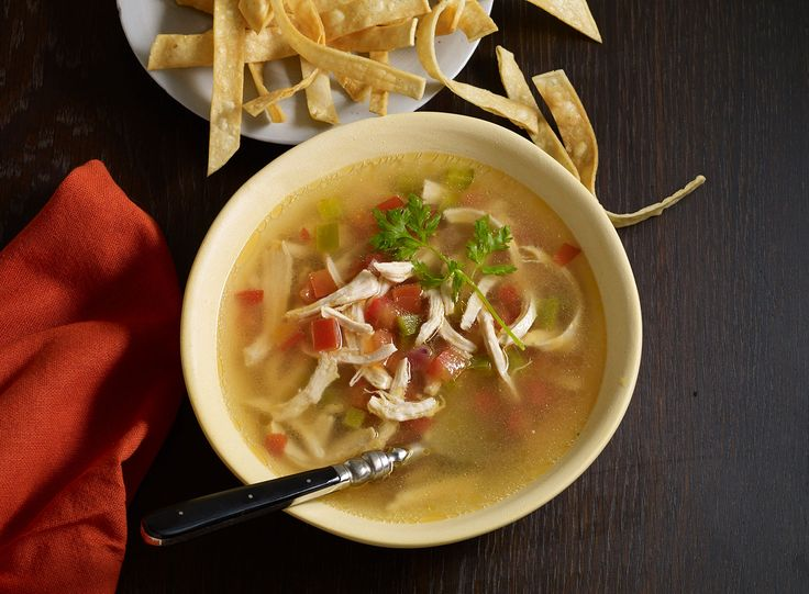 Sopa de Lima! Quintessential dish from the #Yucatan Peninsula & I think one of the dishes I get the most requests for. Here you go guys... @visit