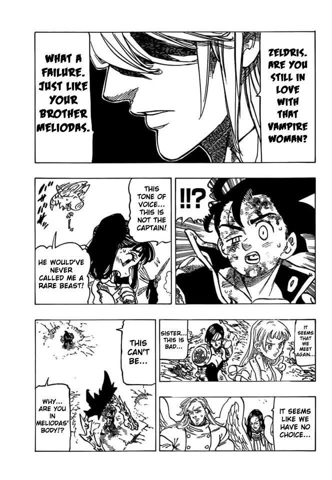 Nanatsu No Taizai Scan 300 : nanatsu, taizai, Manga, Pages, Seven, Deadly