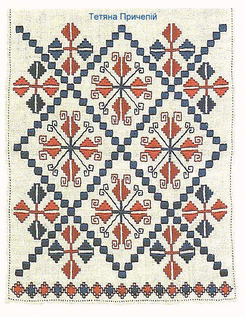 (2) Gallery.ru / Фото #83 - Традиційний подільський рушник - valentinakp
