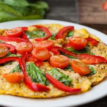 Vähän kaloreita ja helppo valmistaa: Supersuosittu pizzapohja, jota kannattaa kokeilla!