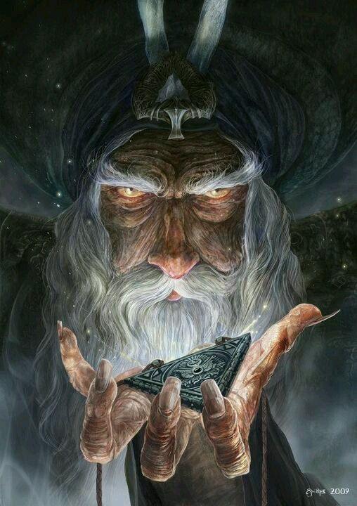 Druids Trees: #Wizard.