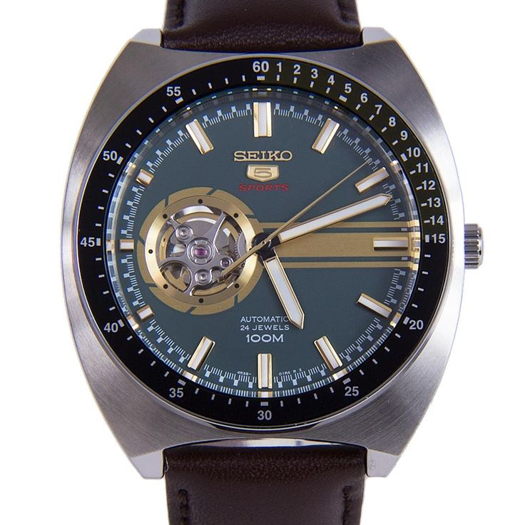 Chronograph-Divers.com - Seiko 5 Sports Automatic Brown Leather Bracelet 24 Jewels Mens Watch SSA331J1 SSA331, $169.00 (https://www.chronograph-divers.com/seiko-5-sports-automatic-brown-leather-bracelet-24-jewels-mens-watch-ssa331j1-ssa331/)