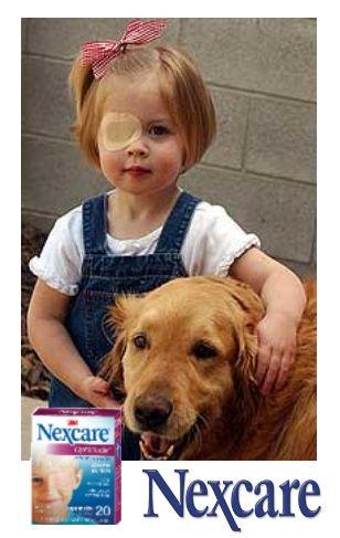 Protégelos en esos momentos delicados cuando están en tratamiento ocular con los Parches Oculares Opticlude de Nexcare.    - Recomendado por doctores.  - Adhesivo hipoalergénico.  - Suave con la piel.