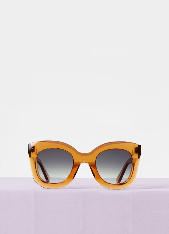 Butterfly sunglasses in acetate   CÉLINE   things to wear ... 0feab1172bc2