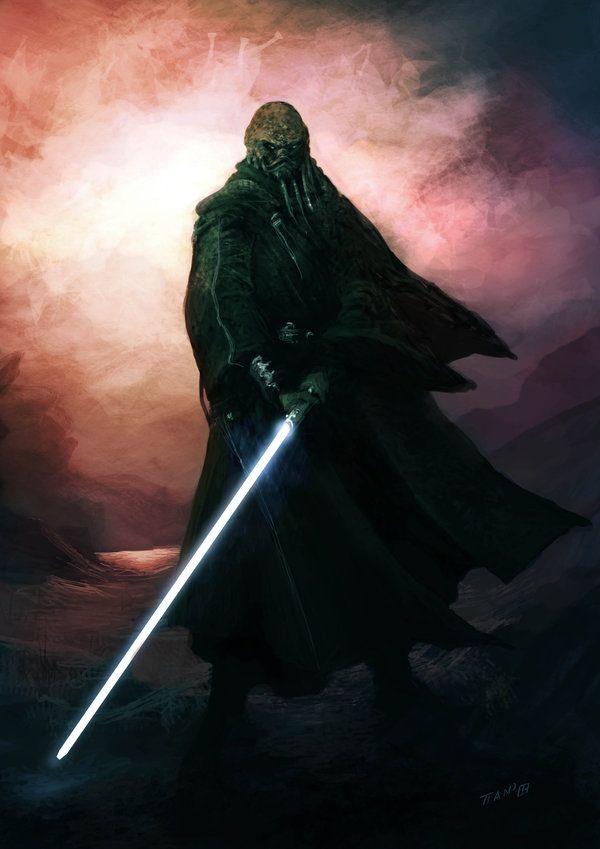 Jedi Knight by weaselpa on deviantART | Star Wars ...