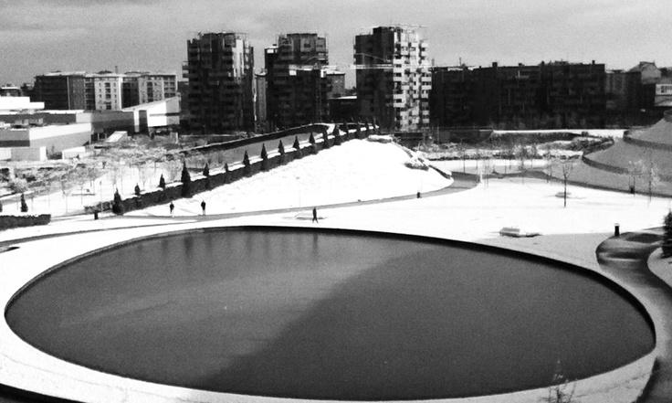Nuovo parco Portello Milano