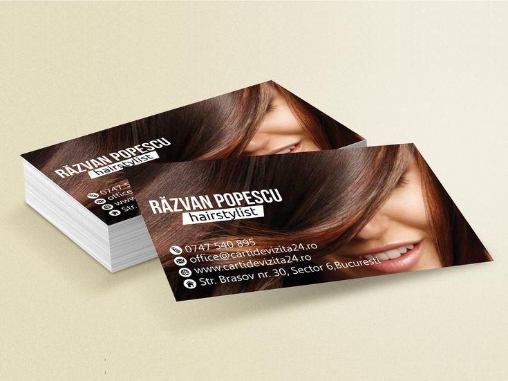 Carti de vizita hairstylist