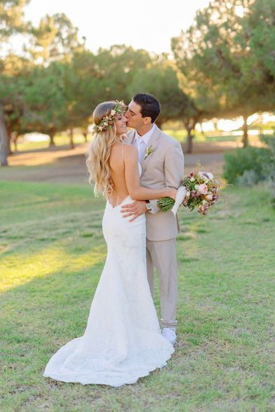 Katie May Lanai Gown, $1,500 Size: 6 | New (Un-Altered) Wedding Dresses