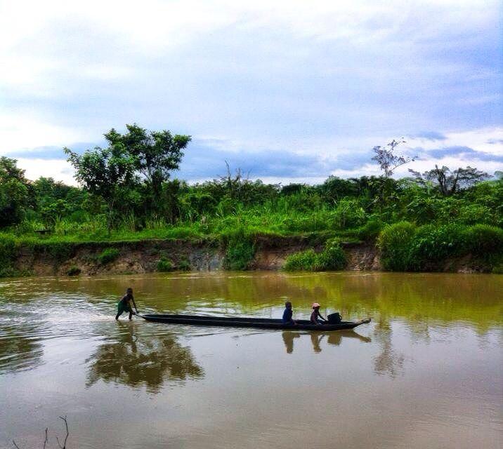 El Tigre, Río San Juan, Chocó.