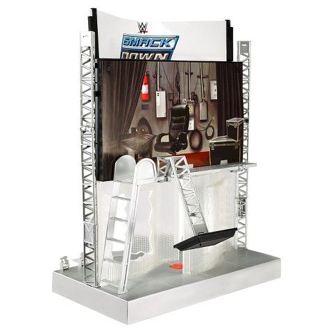 WWE Entrance Ring Playset