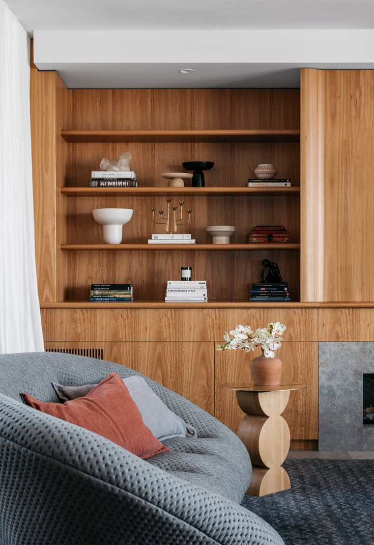 Built in bookshelf | Arent & Pyke