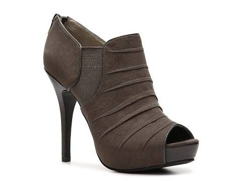 Mine just came in (in gray) -- cute! Fergalicious Evolve Bootie Pumps & Heels Women's Shoes - DSW