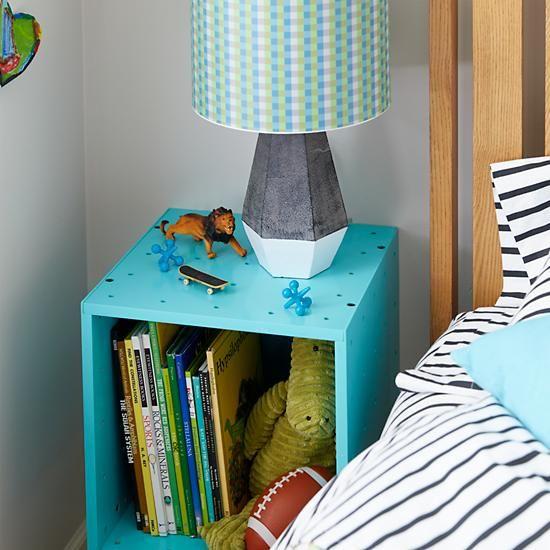 Small Cubby Cube Wall Shelf (Wood Veneer)    The Land of Nod