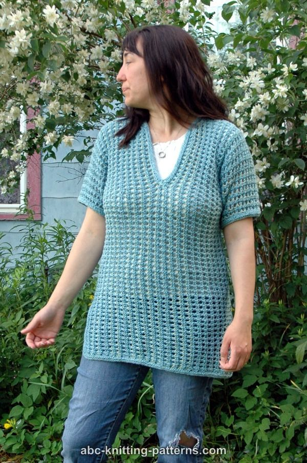 Knitting Summer Blouses : Best images about knit summer tops on pinterest lace