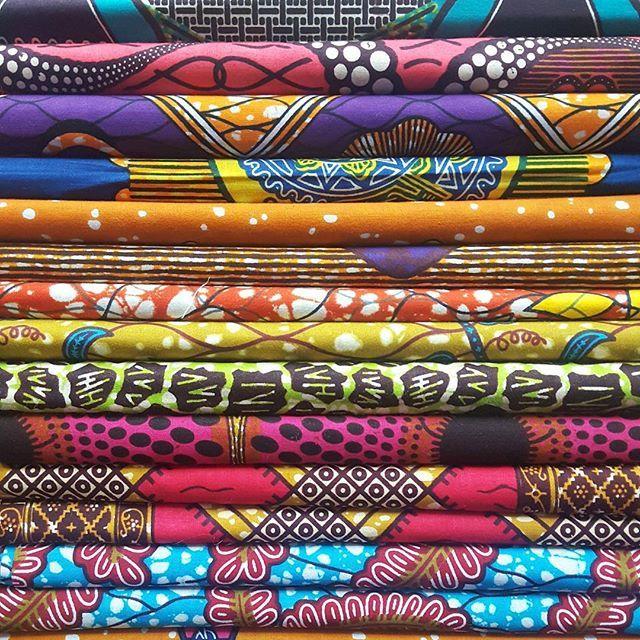 """DISCOVER OUR AFRICAN PRINT FABRICS on our website in """"Exotic Textiles section""""  The patterns of the season Refresh your wardrobe or add character to your home with one of a kind bright African print patterns. ❤ Great for all your special projects, clothing, bags, dresses, table clothes, lamps, chair upholstery and all sewing and craft needs.    Do you know the waxprint desings on the African Print Fabrics have specific names and meanings?"""