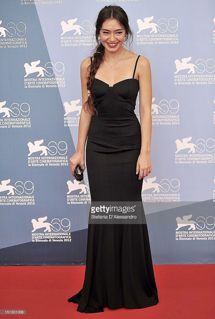 Neslihan Atagul attends 'Araf - Somewhere In Between' Photocall at the 69th Venice Film Festival on September 5, 2012 in Venice, Italy.
