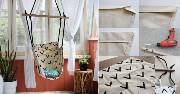 M s de 1000 ideas sobre sillas colgantes en pinterest - Haz tu propia casa ...