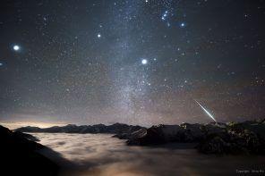 Dans la nuit du 13 au 14 décembre, observez la pluie d'étoiles filantes des Géminides